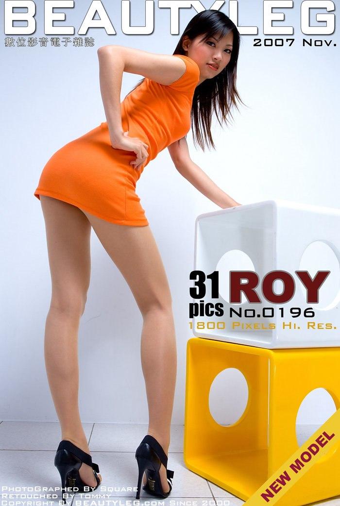 [Beautyleg]2007.11.28 No.196 Roy[32P/13.6M]